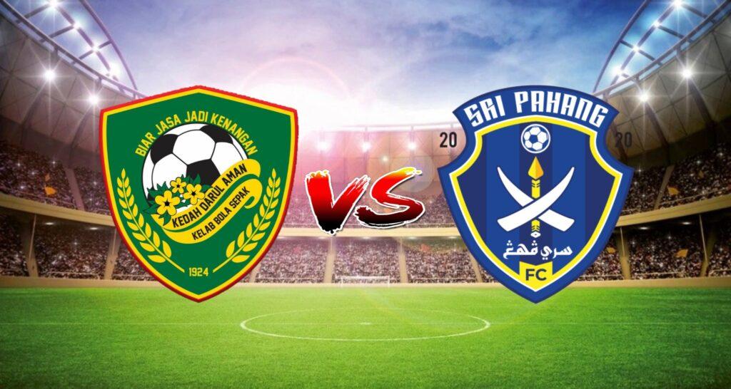 Live Streaming Kedah vs Sri Pahang FC Liga Super 2 April 2021