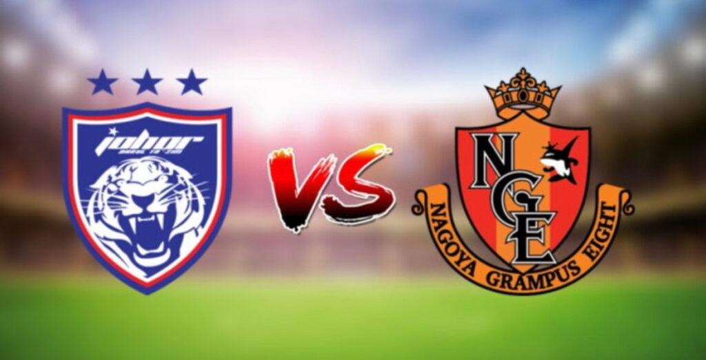 Live Streaming Nagoya Grampus vs JDT 4 Julai 2021 AFC Champions League