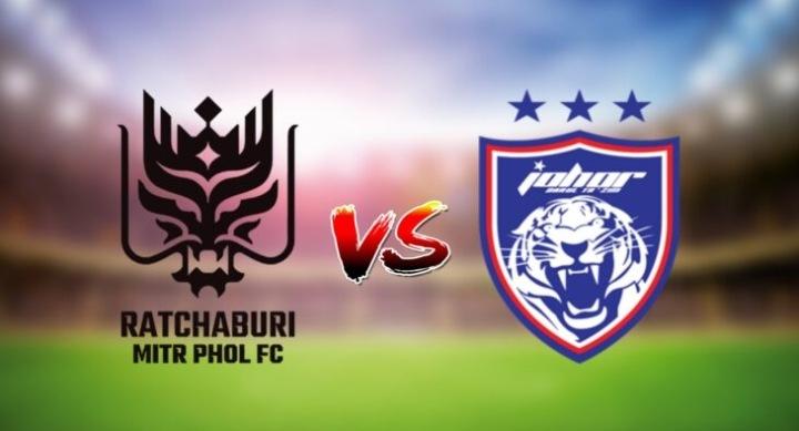 Live Streaming JDT vs Ratchaburi FC 7 Julai 2021 AFC Champions League