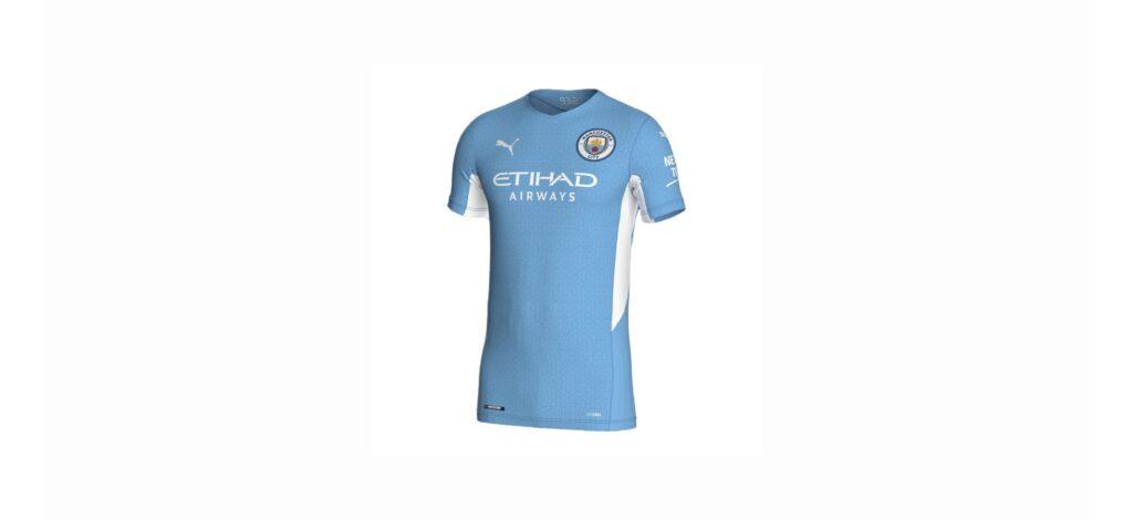 Harga Jersey Manchester City 2021/22 (Rekaan Baru)